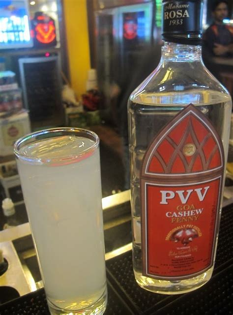 Fenny Set planning a trip to goa this winter then sip feni and add on to your