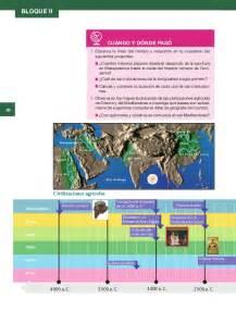 respuestas libro de historia 6 grado 2016 primaria sexto grado historia libro de texto