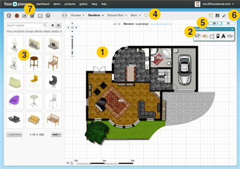 free online floorplanner free online floorplanner home planning ideas 2018