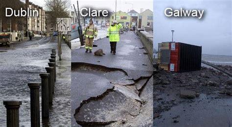 clean up begins for devastated flood damaged communities