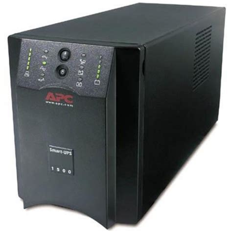 Apc Smart Ups Sua750i Hitam apc smart ups 1500 dla1500i ups