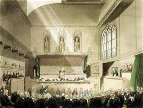court of kings bench the court of king s bench westminster hall rowlandson