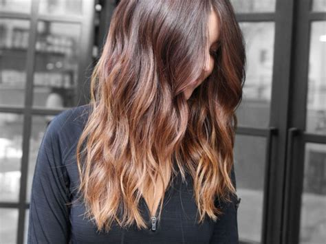 Light Brown Short Hair Balayage Vs Ombr 233 The Difference Between Ombr 233 Amp Balayage