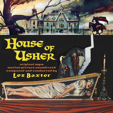 house of usher movie fsm board intrada house of usher les baxter re issue