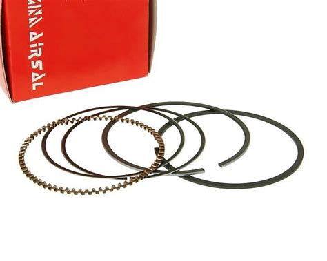 Ring Seher Piston Standar Vario 150 cylinder kit airsal sport 149 5cc 57 4mm for keeway 125cc scooter parts racing planet uk