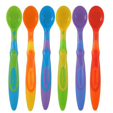 Munchkin 6pcs Soft Tip munchkin soft tip infant spoon