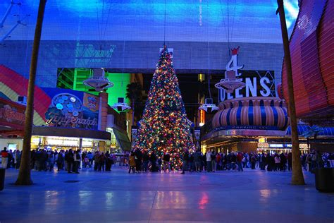 christmas events and christmas shows in las vegas
