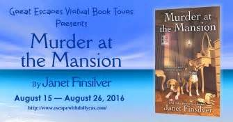 unbridled murder a carson stables mystery books murder at the mansion by janet finsilver escape with