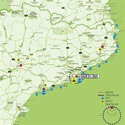 large map of large catalonia maps for free and print high