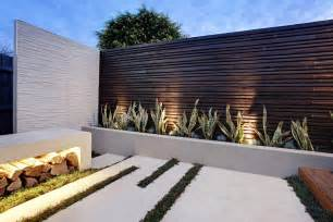 outside wall designs compact garden design project under the australian sun