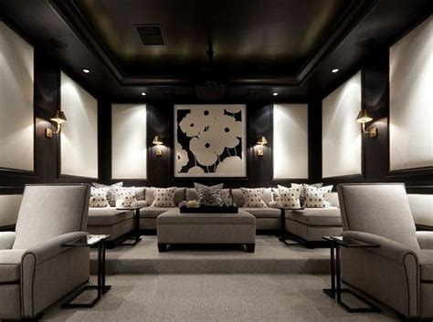 media room design 25 best ideas about home theater design on