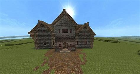 skyfall house skyfall mansion james bond download minecraft project