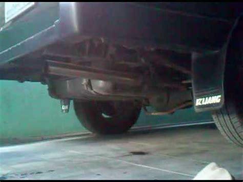 Header Kijang 4 1 Panjang exhaust sound production toyota kijang 1991 5k engine headre 4 1