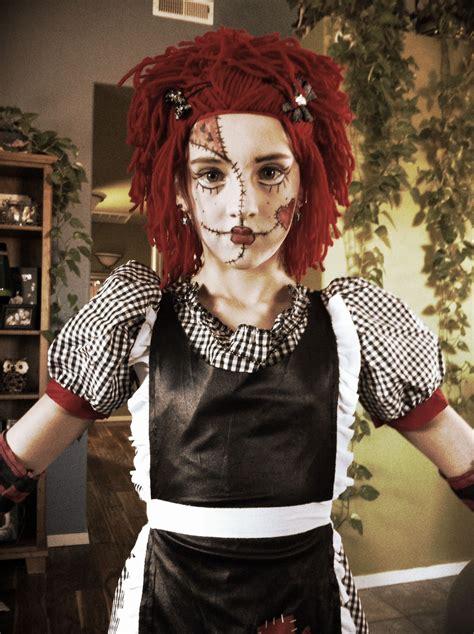 rag doll makeup rag doll make up costumes