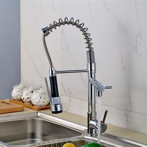 Pull Out Kitchen Faucet Reviews by Melhor Qualidade Atacado E Varejo Chrome Lat 227 O Poder 193 Gua Torneira Da Cozinha Bica Girat 243 Ria