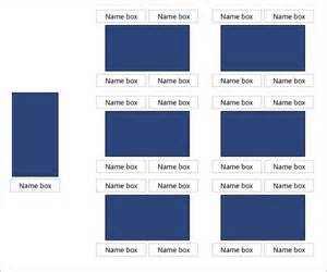 free seating chart template sle seating chart template 6 free documents in pdf