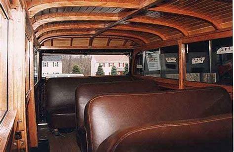 powerwagon interior  dodge power wagon woodie body