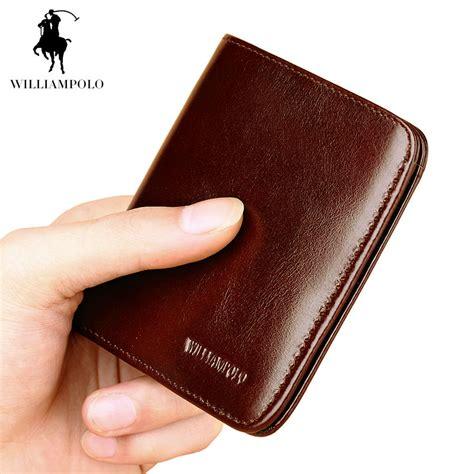 aliexpress wallet aliexpress com buy williampolo vintage men s vertical