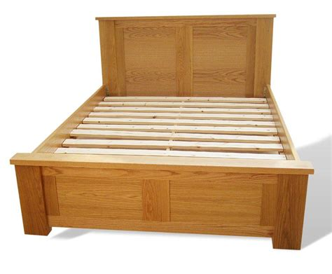 extra strong bed frame the nevis extra strong oak bedframe riverwood bedmakers