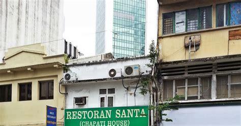 venoth s culinary adventures restoran santa chapati house