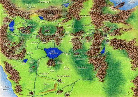 Terry Genesis Of Shannara 12 shannara map my