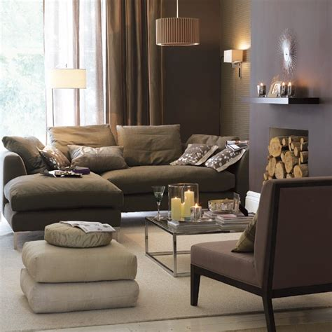 Neutral Living Room Ideas by Moody Neutrals 5 Ways With Neutrals Housetohome Co Uk