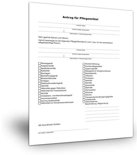 Antrag Briefwahl Muster Antrag F 252 R Pflegemittel Muster Kostenloser