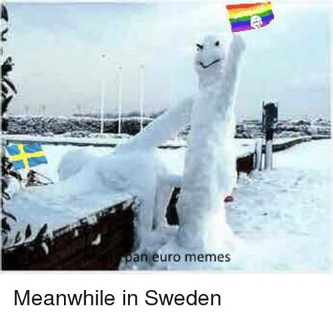 In Meme - an euro memes meanwhile in sweden meme on sizzle