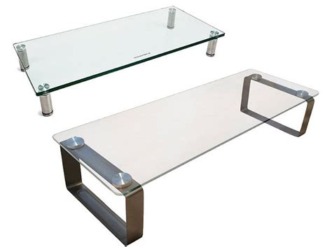 Monitor Shelf Stand by 17 Best Images About Glass Monitor Stand On