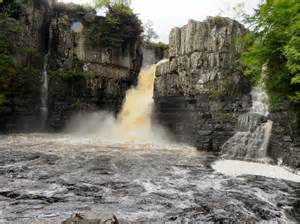 high force waterfall on the river tees photo walking britain high force waterfall river tees 169 david dixon cc by sa 2