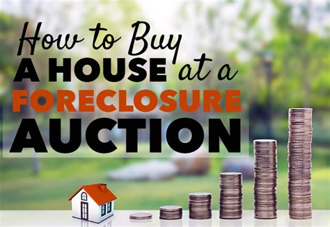 how to buy an auction house how i bought a house at a foreclosure auction afford