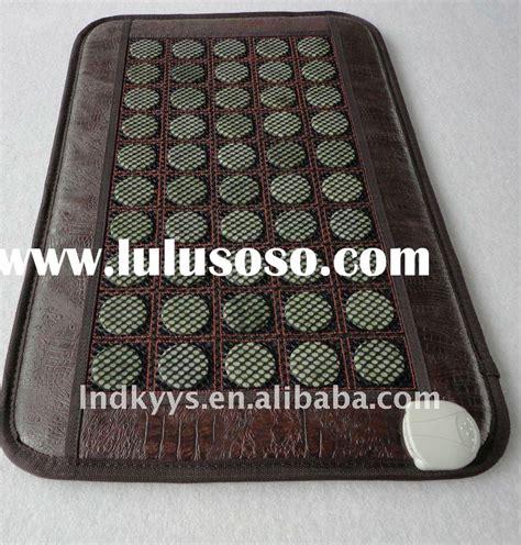 Shoran Jade Therapy Pillow Small mattress jade pad far infrared heating negative ion