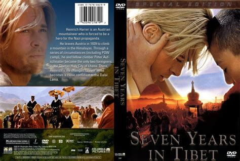 7 years in years seven years in tibet dvd scanned covers 4seven years in tibet dvd covers