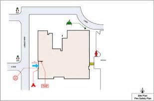 extinguisher symbol on floor plan fire safety plan symbols