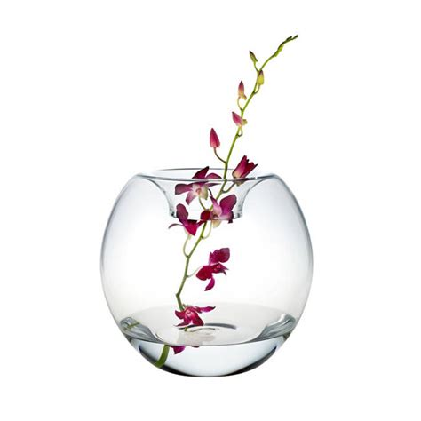 Contemporary Glass Vases Stamen Modern Glass Vase