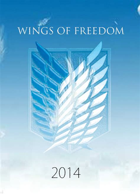 Wings Of Freedom the gallery for gt wings of freedom shingeki no kyojin