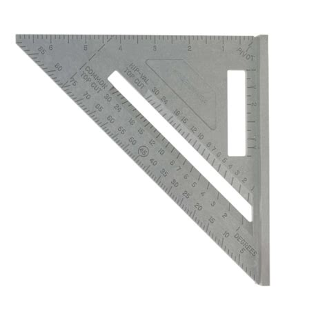 ace hardware solo square ace plastic rafter angle square 7 in l 25861 squares