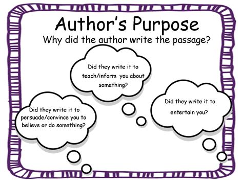 Author S Purpose Worksheet by Wonders Second Grade Unit Three Week One Printouts