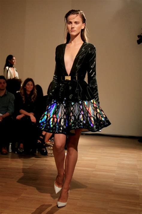Dress Fiolka image result for tex saverio dress interesting dresses gold metallic