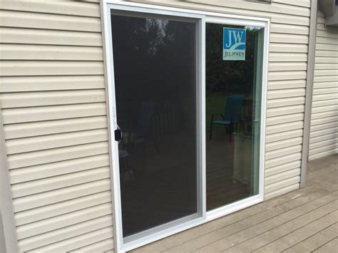 Patio Door Install Jeld Wen Patio Door Installation Hicksville Ohio Jeremykrill