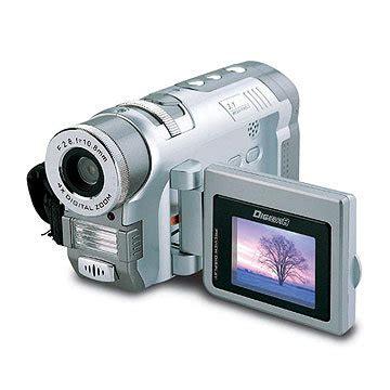 dishwasher: digital video camera