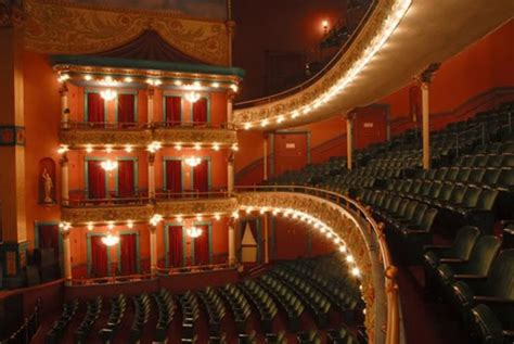 layout of grand opera house york our top 4 historic southern theaters of 2016
