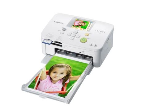 Printer Canon Selphy Cp760 canon selphy cp760 compact picture printer 2565b001 streamzoo