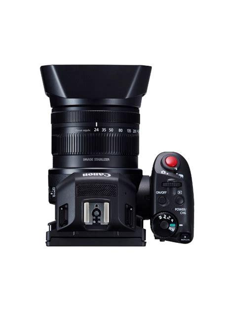 Kamera Canon Xc10 canon xc10 kompaktowa kamera 4k z funkcj艱 fotografowania wersja mobilna swiatobrazu pl