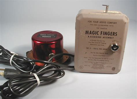 magic fingers bed crow river trading co machines