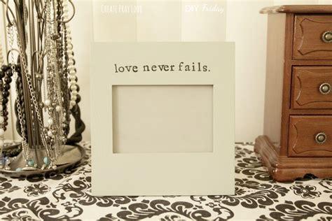 bridal shower favors picture frames diy wedding bridal shower picture frame create pray