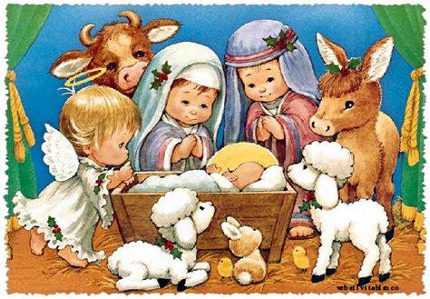 imagenes de nacimiento de jesus animadas pesebres bel 233 n nacimiento de jes 250 s cute im 225 genes