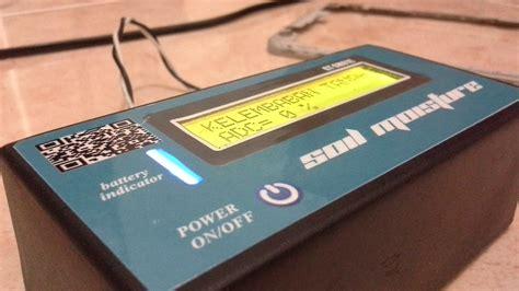 Alat Pengukur Ph Yg Paling Akurat sensor kelembapan tanah alat untuk mengukur ph tanah