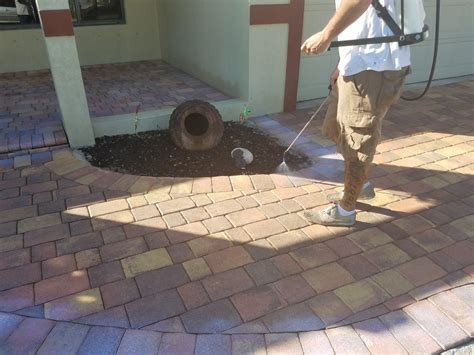How To Seal Pavers For A High Gloss Wetlook How To Seal Patio Pavers