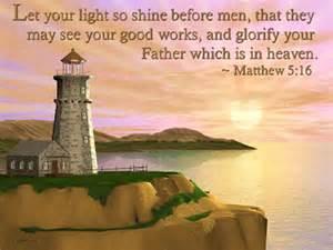 shine your light study god s word